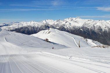 Cerler adelanta el inicio de su temporada de esquí