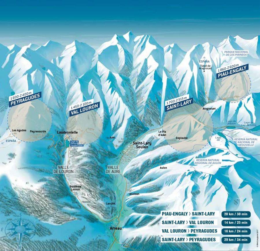 Dominio Pirineos 2 valles