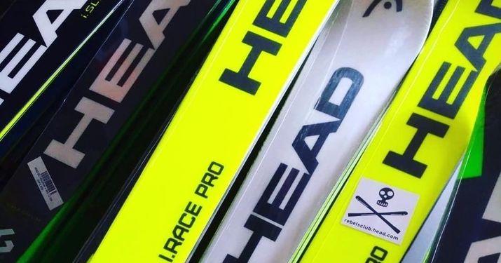 Colección esquís HEAD 2019/2020