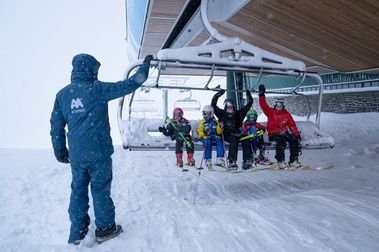 Aramón abre todas sus estaciones de esquí y más de 150 km de pistas