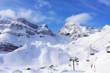 Aragón pide consenso nacional para abrir o no sus estaciones de esquí