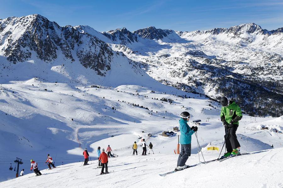 esqui en españa