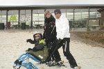 El esquí adaptado llega a Javalambre