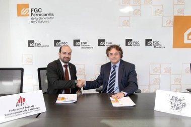 Acord entre la FEEC i FGC per l'esquí de muntanya