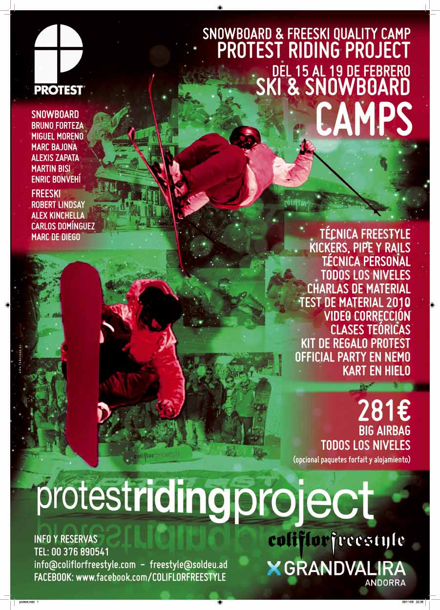 Protest Riding Project