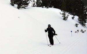 Del esquí alpino al esquí de fondo