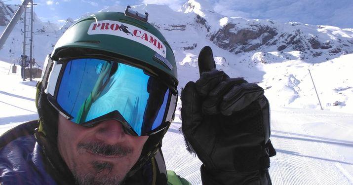 """10 """"TIPS"""" para esquiar en nieve virgen."""