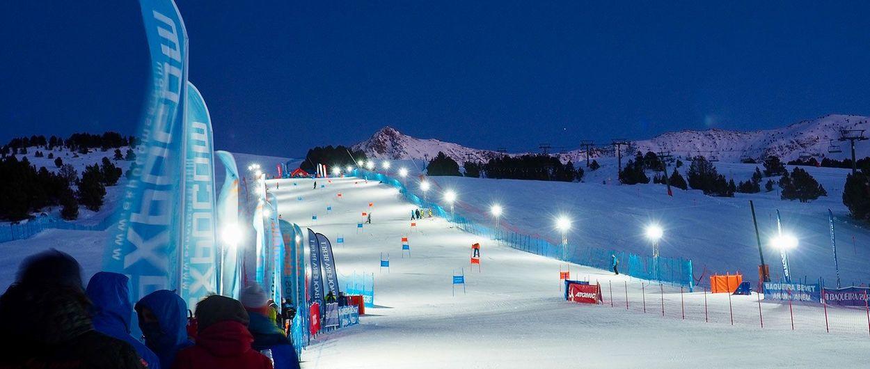 La Era Nocturna volverá a iluminar la pista Stadium de Baqueira Beret