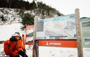 Datos de FGC y Strava constatan el gran incremento de esquiadores de montaña