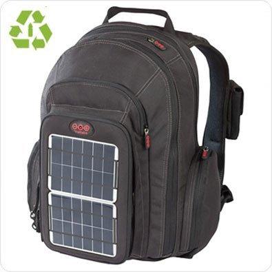 Gadgets que me gustan: mochila solar