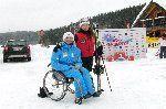 Buenos resultados para el Equipo Nacional de Esquí Adaptado
