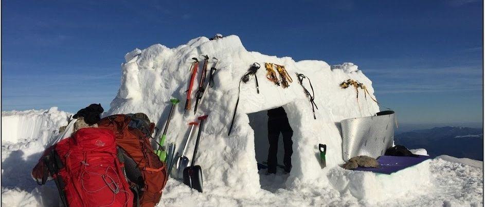 Vivac en cima Collarada (2886m)