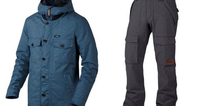 Oakley lanza sus nuevas prendas con tecnología FN'DRY