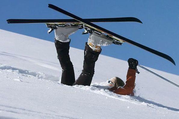 Die Abenteuer von Megabyte in der Skiwelt