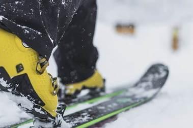 Nuevas botas de Alltrack LT Rossignol de esquí de travesía