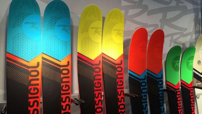Carbon Alloy Matrix, la novedad de Rossignol para los esquís fuera pista