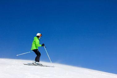 Esquís de taller. Solo expertos.