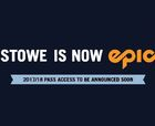 Stowe ya es Epic Pass: El forfait pasa de 1.856$ a 859$