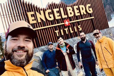 Engelberg, paraíso freeride