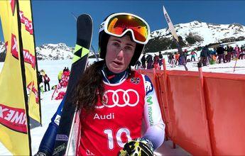 Segundo oro consecutivo de Nuria Pau en los Ctos. de España de esquí
