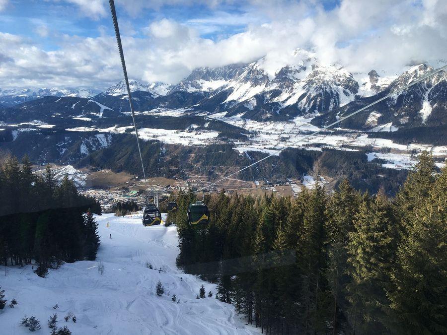 Las aventuras de la Megabyte en SkiAmade por triplicado