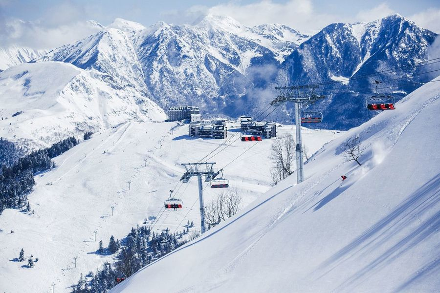 estacion esqui superbagneres