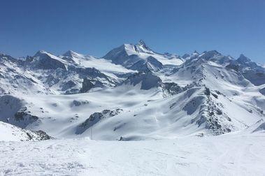 Val d´Anniviers- Saint Luc - Chandolin, tranquilidad en la Suiza pastoril