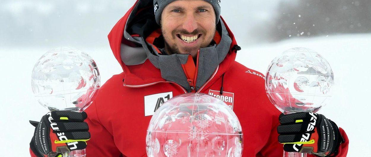El Austria Ski Team 2019-2020 cuenta con Marcel Hirscher