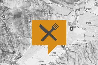 Los mejores restaurantes de La Cerdaña, guía de mis restaurantes preferidos.