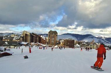 La estación de esquí Ax-3 Domaines recibe tres millones de euros de compensación por el COVID-19