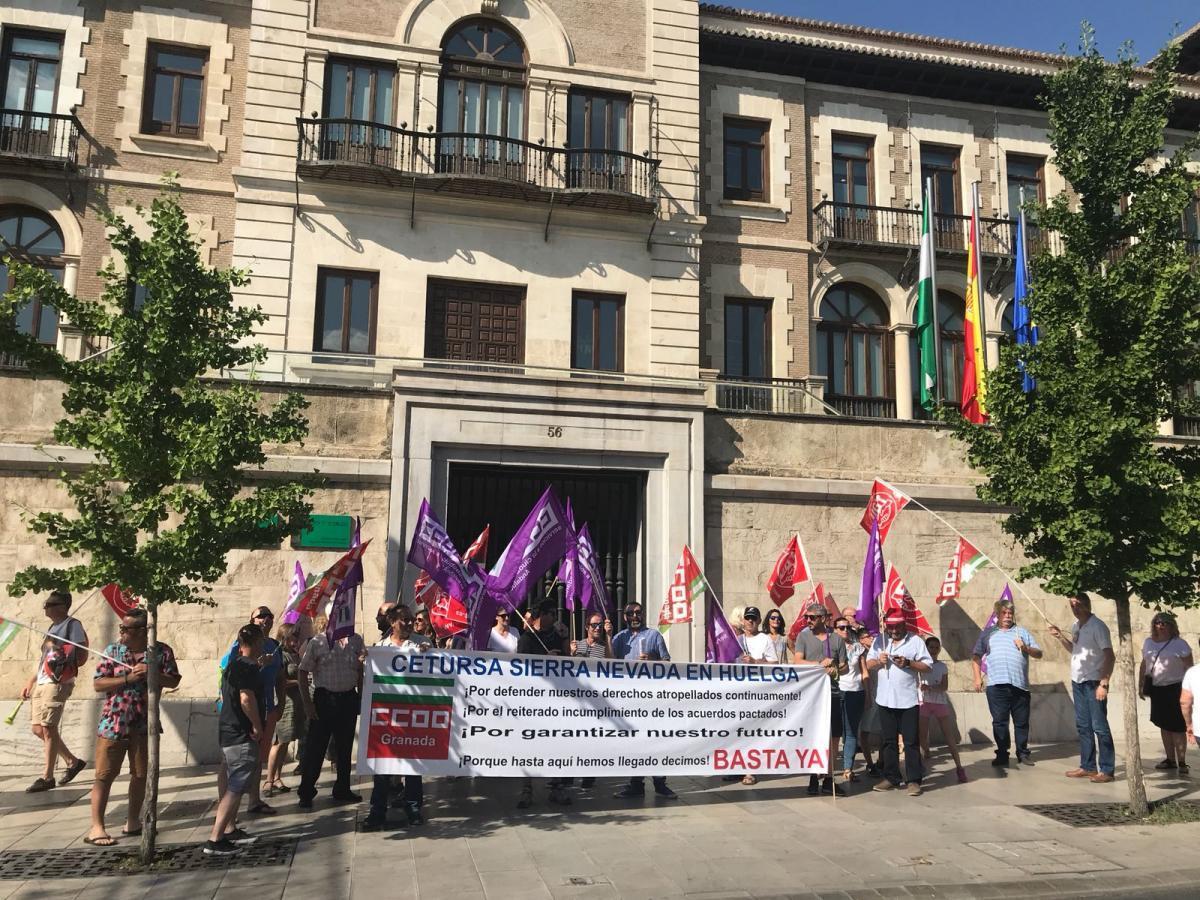 CCOO Cetursa Granada