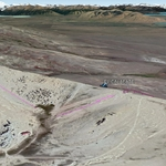 Vista Google Earth Calafate Mountain Park  2018