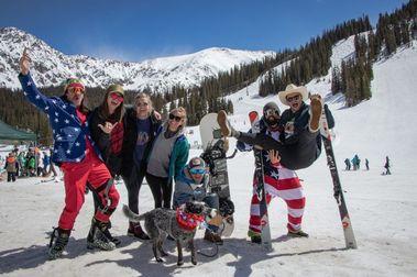 Ya es oficial: habrá esquí en Arapahoe Basin hasta el 4 de julio