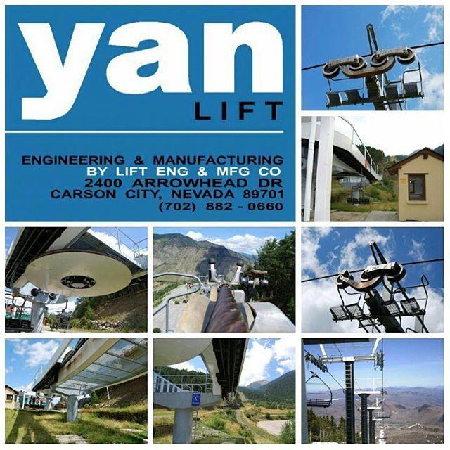 Publicidad de Yan Lift