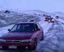 Habrá control vehicular para subir al Volcán Osorno