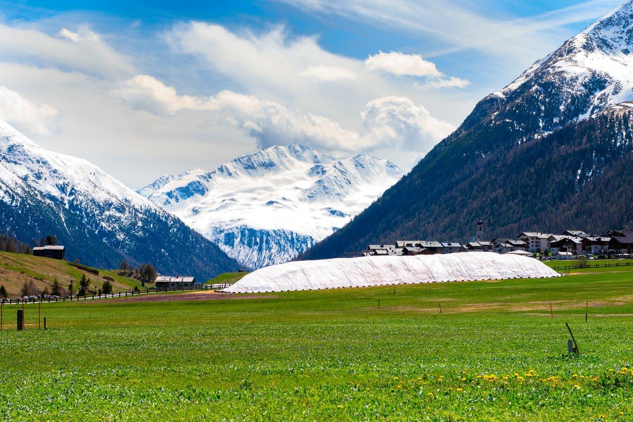 nieve de Livigno
