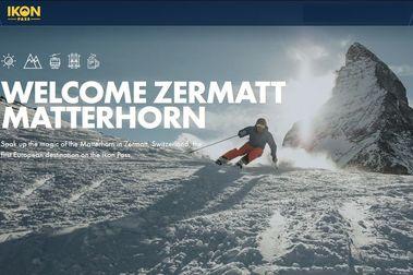 Zermatt-Matterhorn ficha por el Ikon Pass