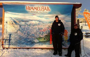 Suecia se prepara para inaugurar una estación de esquí totalmente nueva