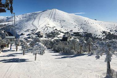 La estación de esquí de Navacerrada prepara la próxima temporada de invierno