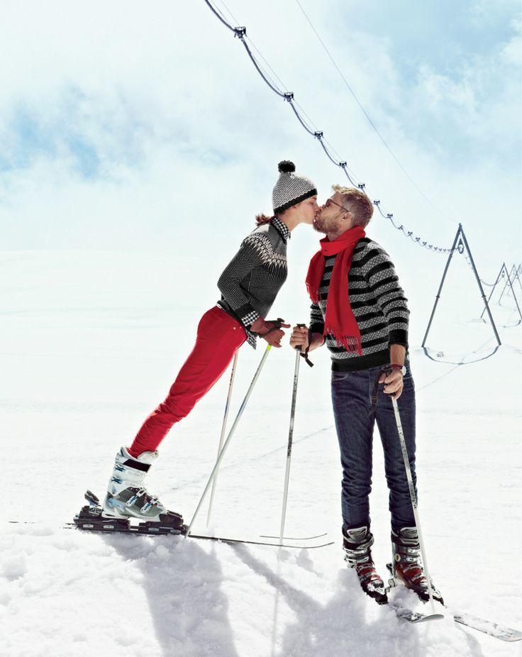 12 Razones para no estar con un/a esquiador/a