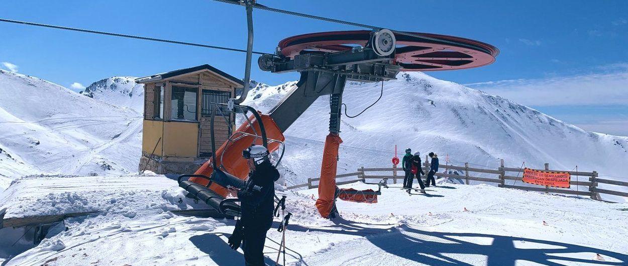 """Electrificar la estación de esquí de Fuentes de Invierno se vuelve """"prioridad"""""""