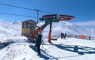 Un paso más para unir las estaciones de esquí de San Isidro y Fuentes de Invierno