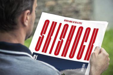 Llega un nuevo Skishock: la revista de esquí tamaño XXL