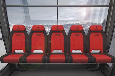 El Fleckalmbahn de Kitzbühel da una vuelta de tuerca más a la tecnología en remontes