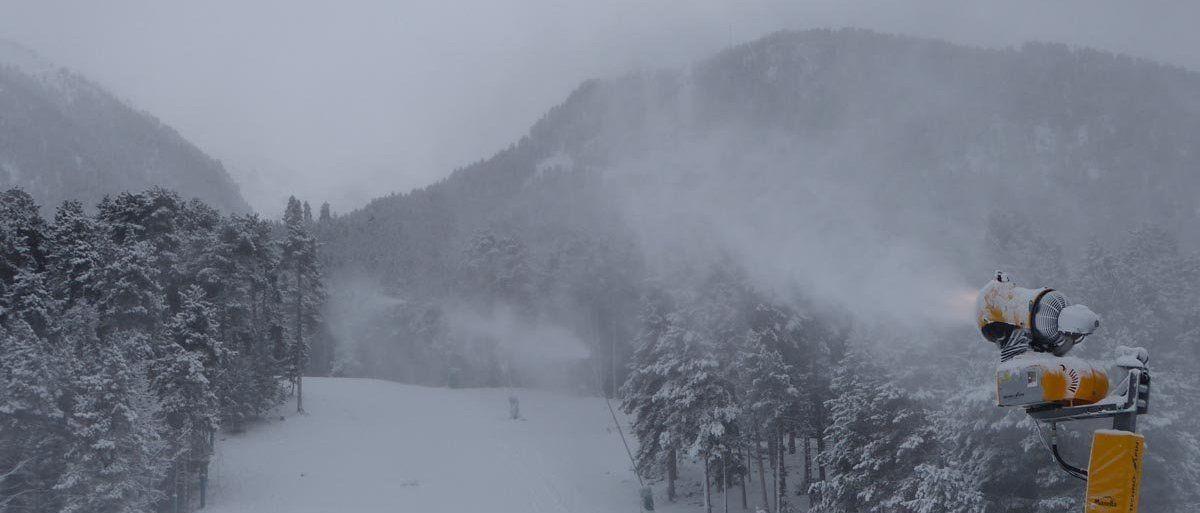 Masella la primera a obrir al Pirineu