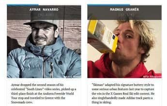 ¿Quién es mejor, Aymar Navarro o Magnus Graner?