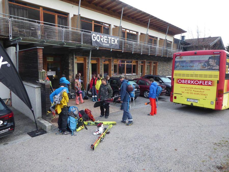 goretex experience tour