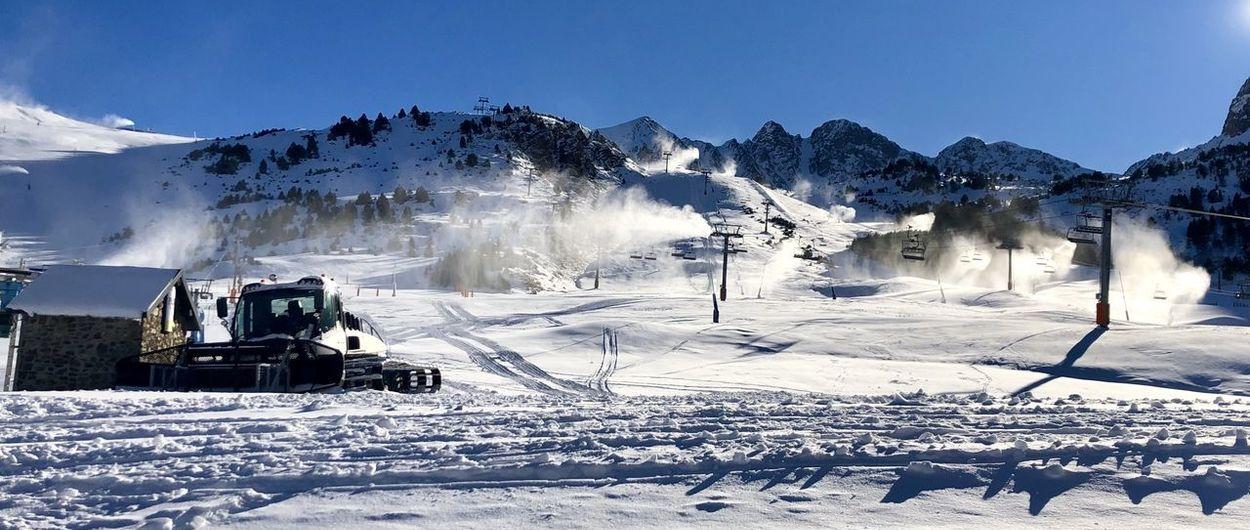 Grandvalira abre la temporada de esquí y a precio especial en el forfait