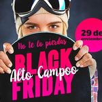 Black Friday Alto Campoo