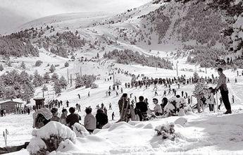 La primera estación de esquí de España